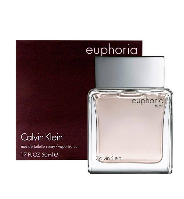 Calvin Euphoria De Men Klein Spray 50ml Toilette Eau cTlJ1KF